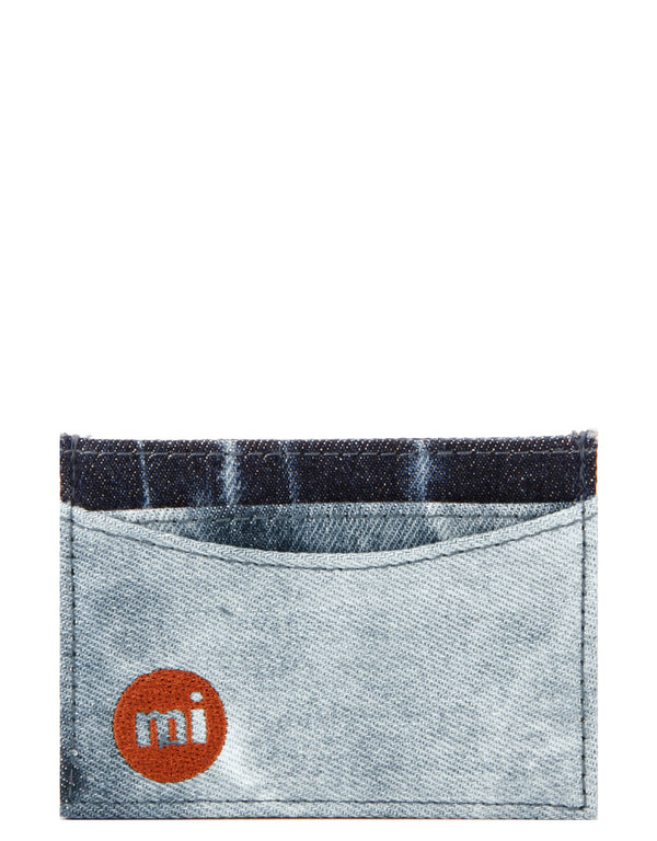 Mi-Pac Card Holder - Denim Dye