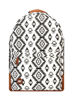 Mi-Pac Maxwell Backpack - Native Black/White