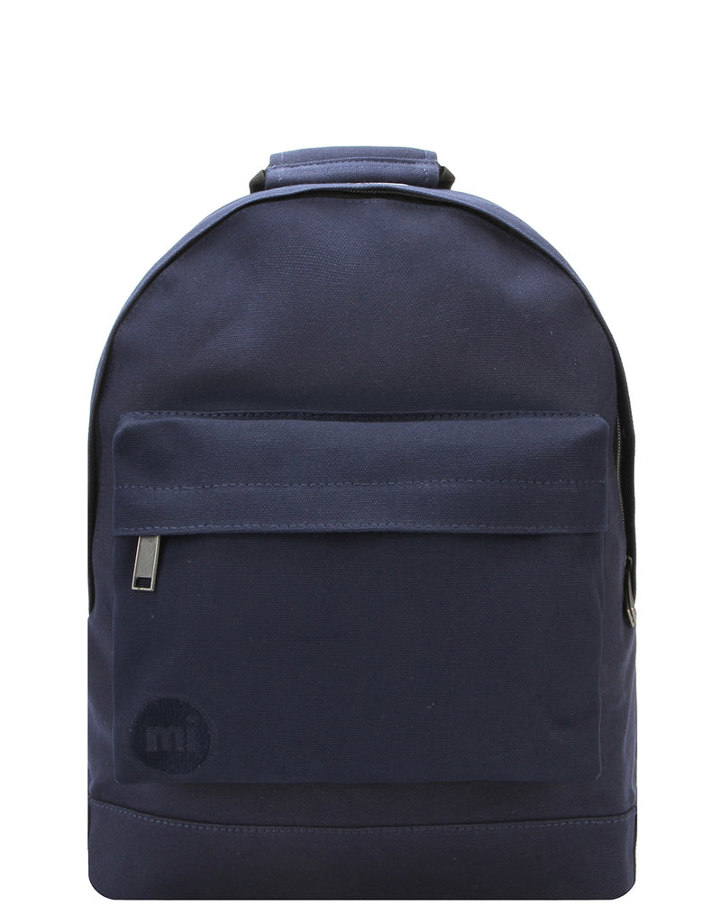 Mi-Pac Backpack - Canvas Navy