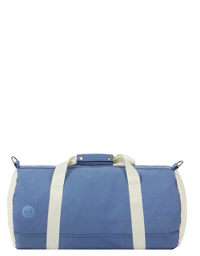 Mi-Pac Duffel - Canvas Blue/Cream