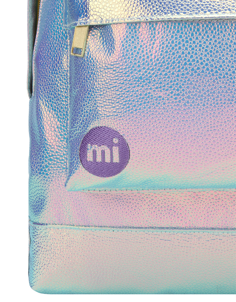 Mi-Pac Gold Backpack - Pebbled Iridium