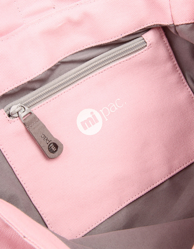 Mi-Pac Day Pack - Canvas Pink