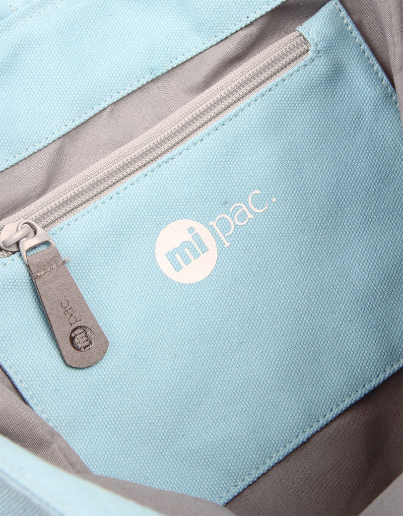 Mi-Pac Day Pack - Canvas Baby Blue