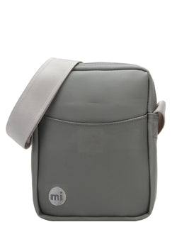 Mi-Pac Gold Flight Bag - Rubber Grey