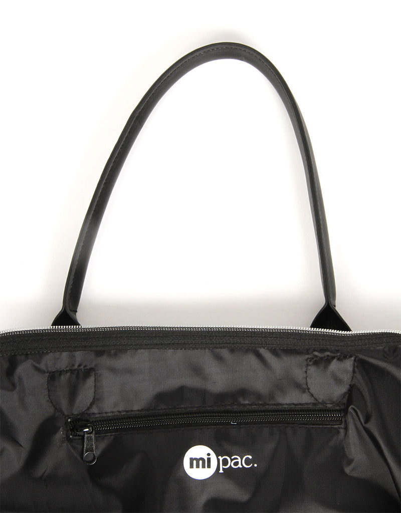Mi-Pac Gold Weekender - 50/50 Canvas Tumbled Black