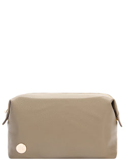 Mi-Pac Gold Wash Bag - Tumbled Mushroom