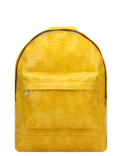 Mi-Pac Gold Backpack - Patent Croc Yellow