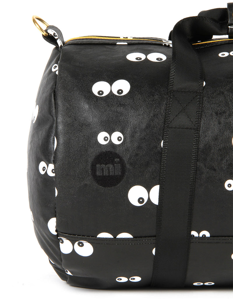 Mi-Pac Gold Duffel - Eyes Black