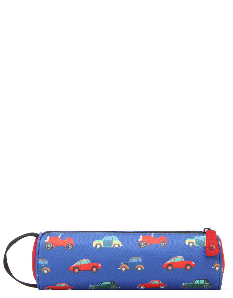 Mi-Pac Case - Cars Blue Multi