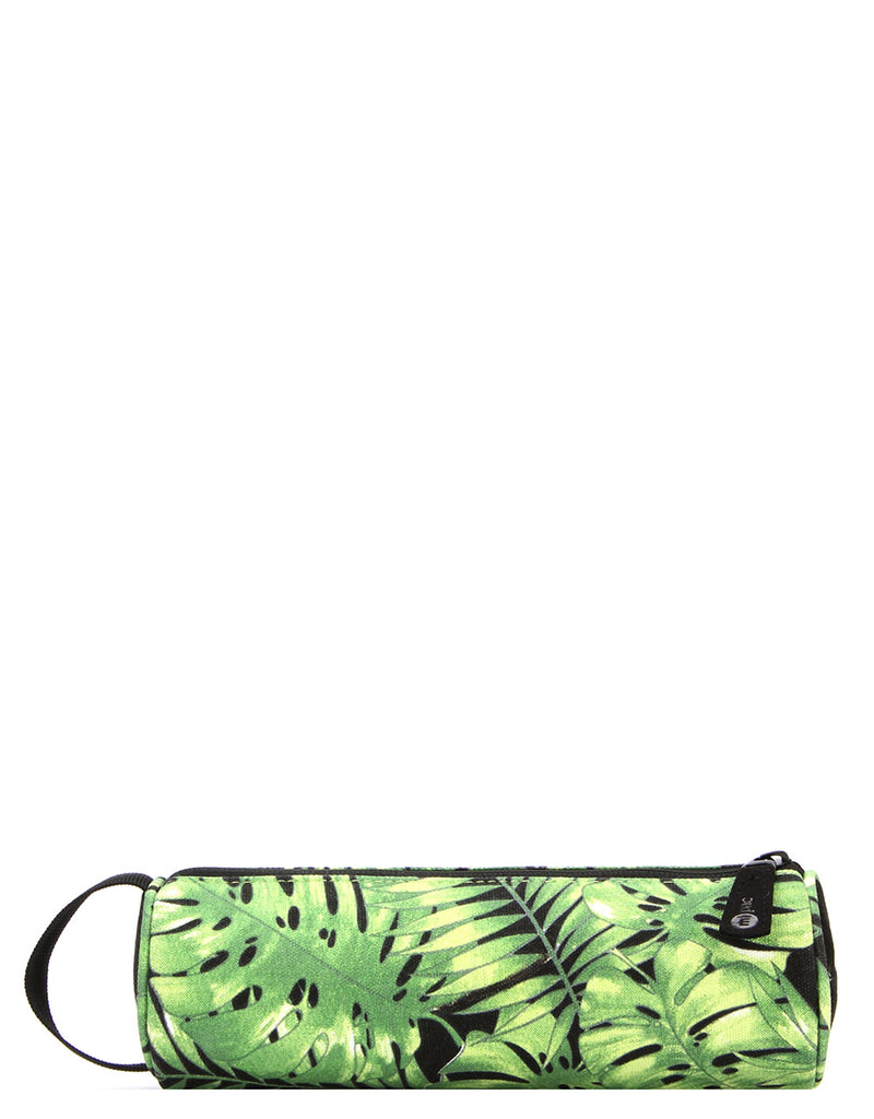 Mi-Pac Case - Tropical Leaf Black