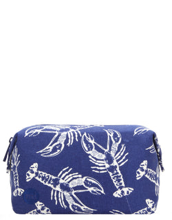 Mi-Pac Wash Bag - Lobsters Blue