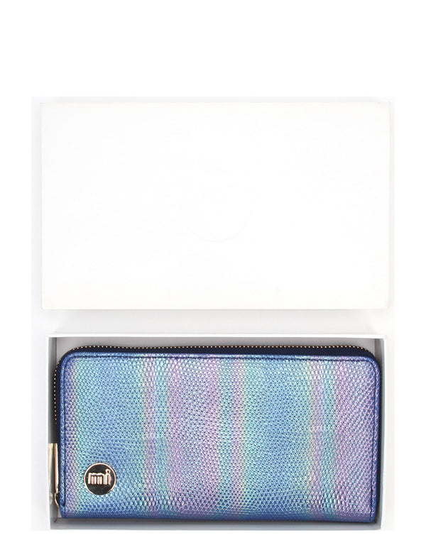 Mi-Pac Zip Purse - Mermaid Blue