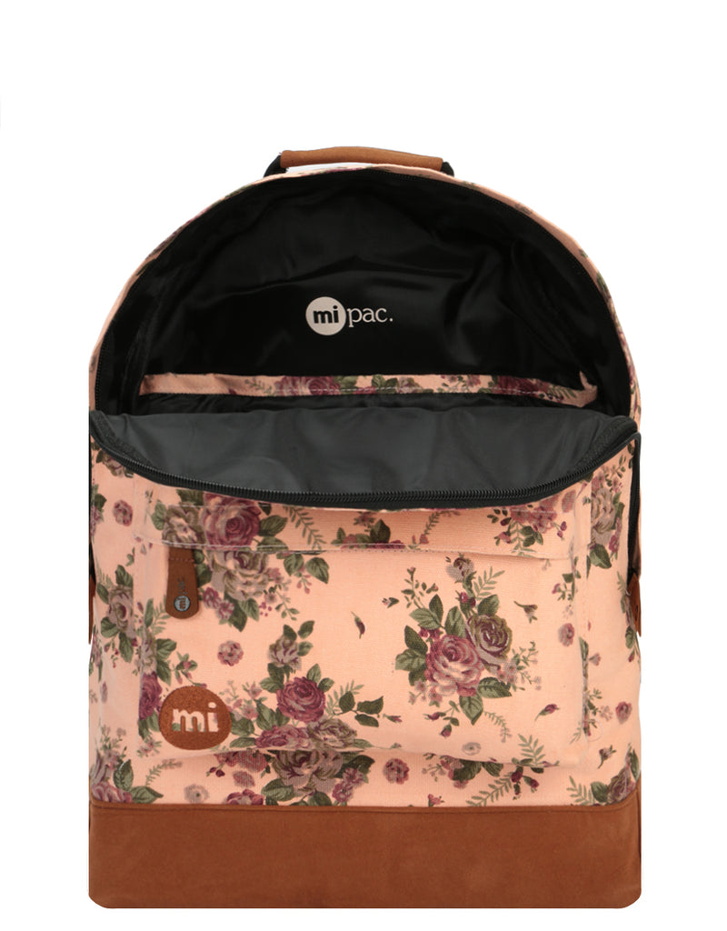 Mi-Pac Backpack - Cotton Rose Peach