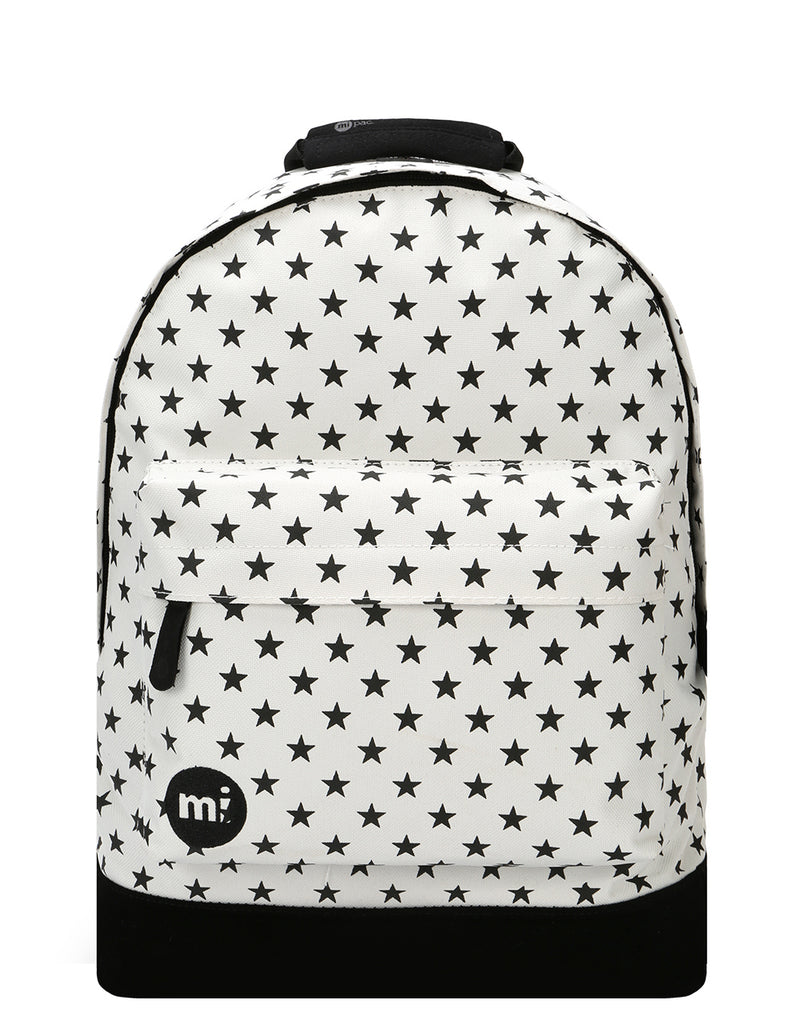 Mi-Pac Backpack - All Stars Monochrome
