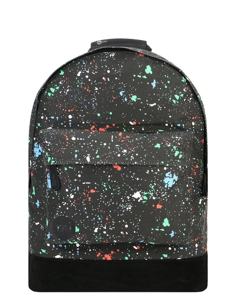 Mi-Pac Backpack - Splattered Multi