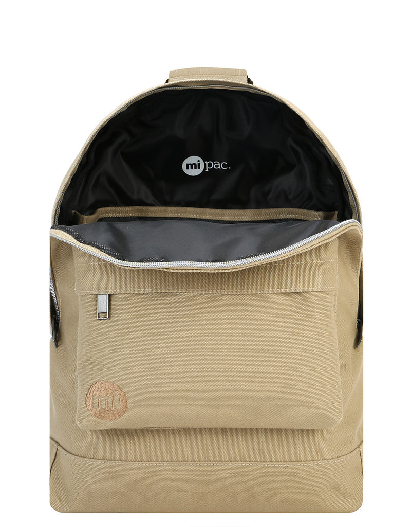 Mi-Pac Backpack - Canvas Sand