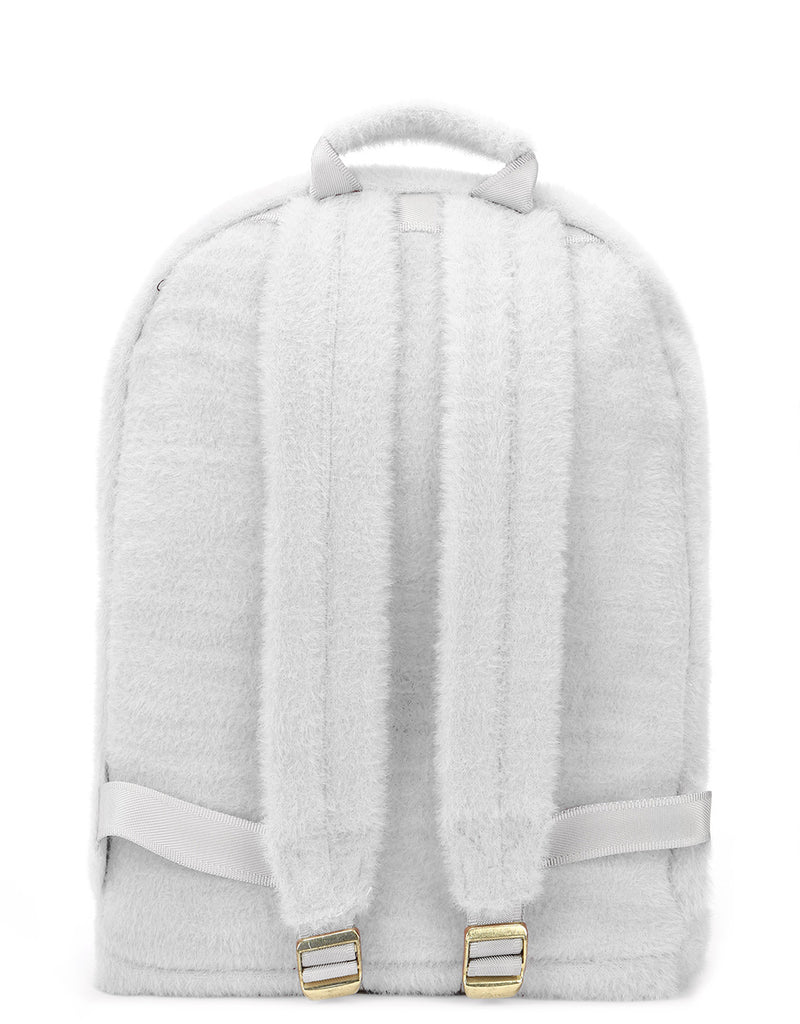 Mi-Pac Gold Backpack - Fur Light Grey