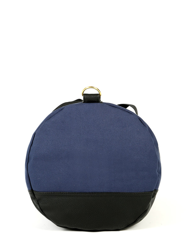 4f7d3c0d85a Mi-Pac Gold Duffel - Canvas Tumbled Navy/Black ...