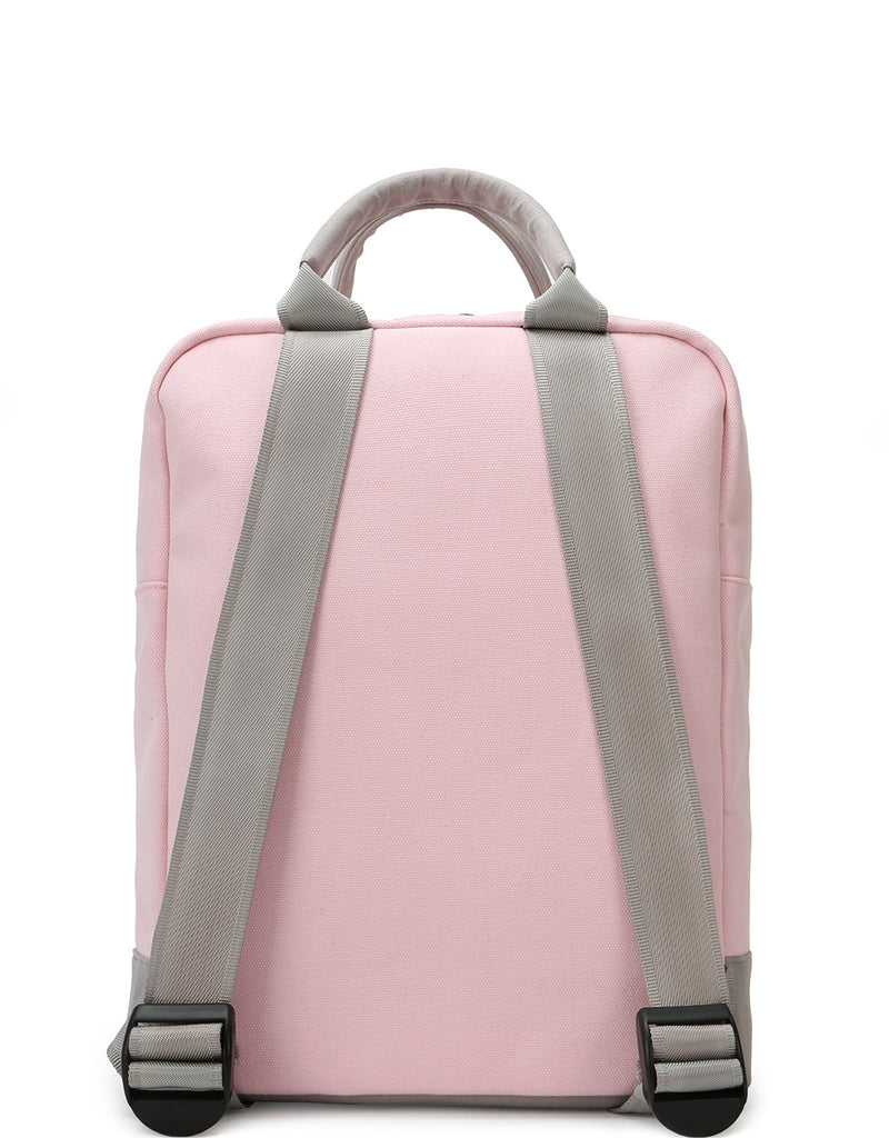 Mi-Pac Tote Backpack - Canvas Pink