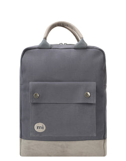 Mi-Pac Tote Backpack - Canvas Charcoal
