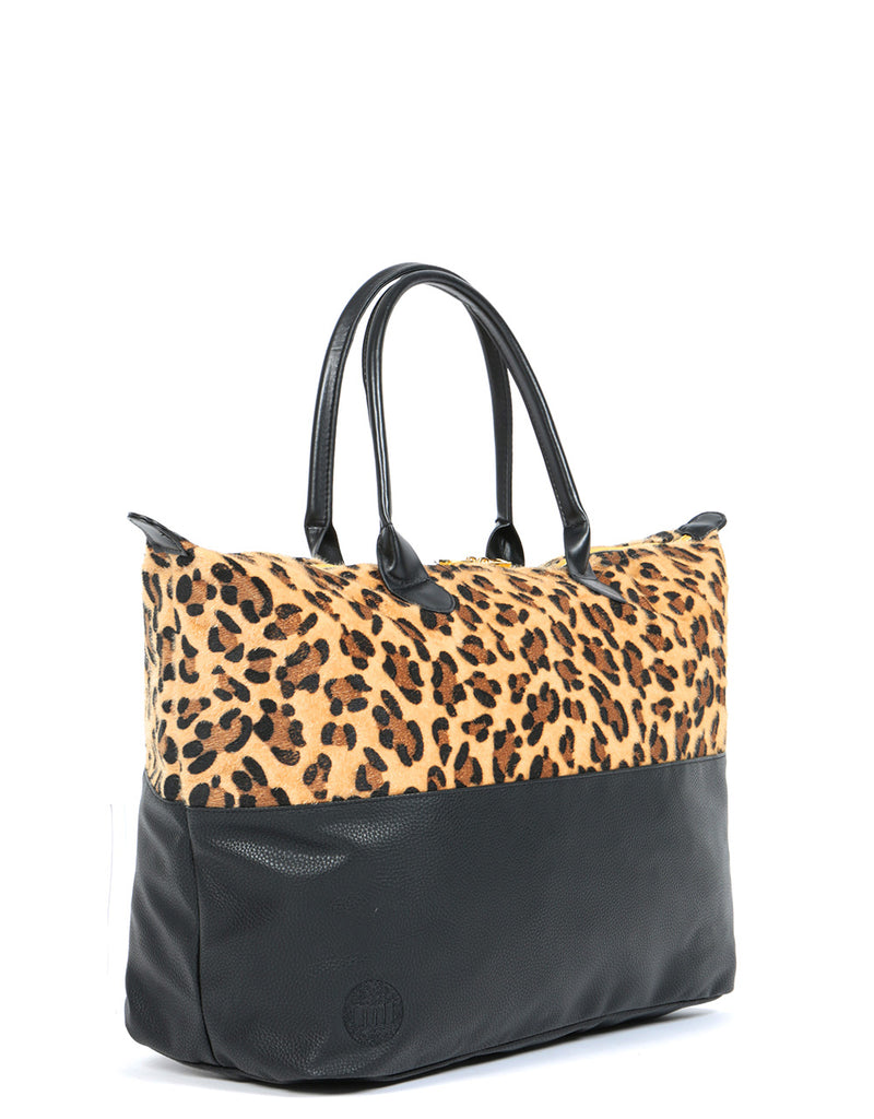 Mi-Pac Gold Weekender - 50/50 Leopard Tumbled
