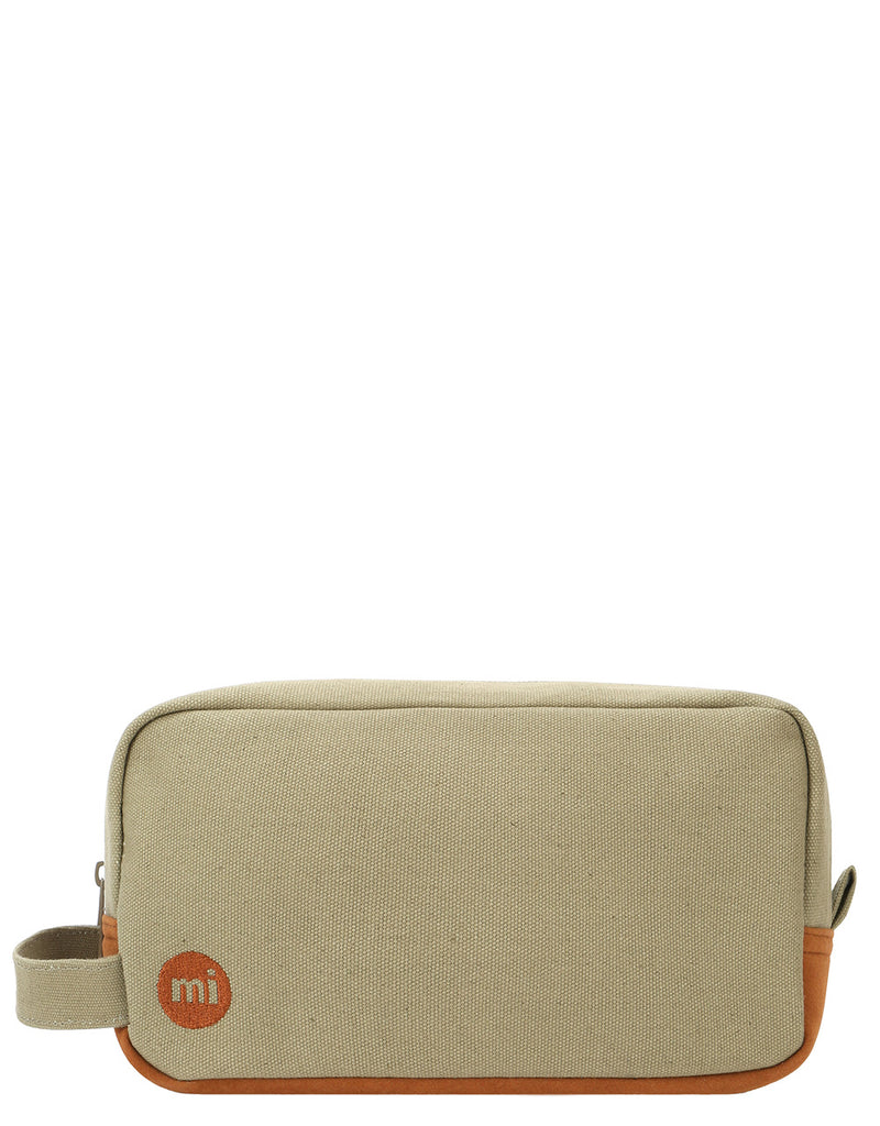 Mi-Pac Travel Kit - Canvas Khaki