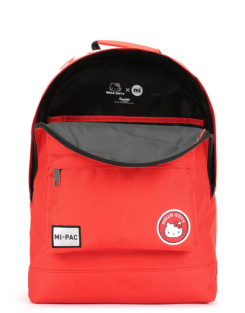 Mi-Pac x Hello Kitty Backpack - Shout Out Red