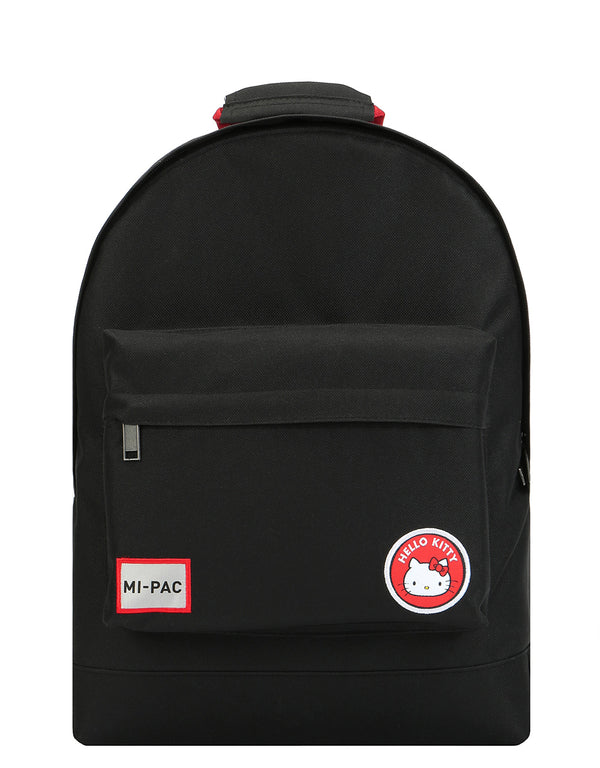 Mi-Pac x Hello Kitty Backpack - Shout Out Black