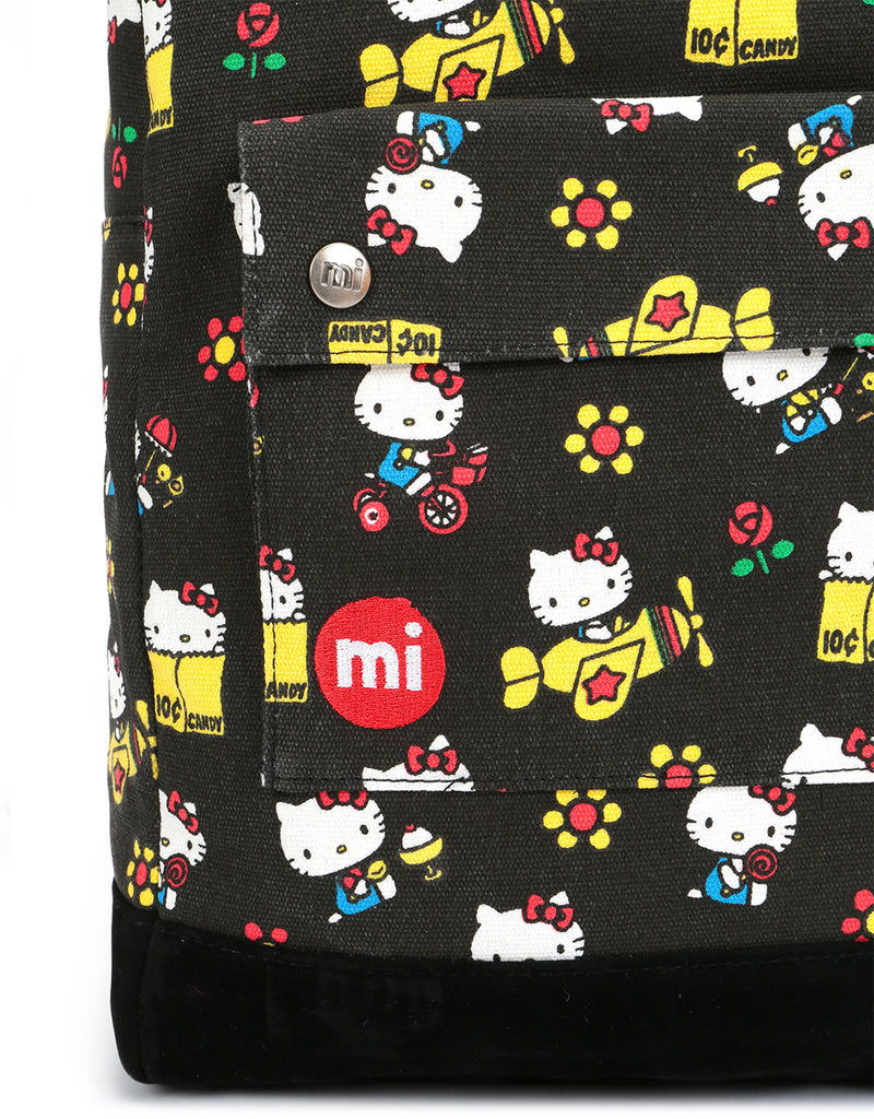 Mi-Pac x Hello Kitty Tote Backpack - Poses