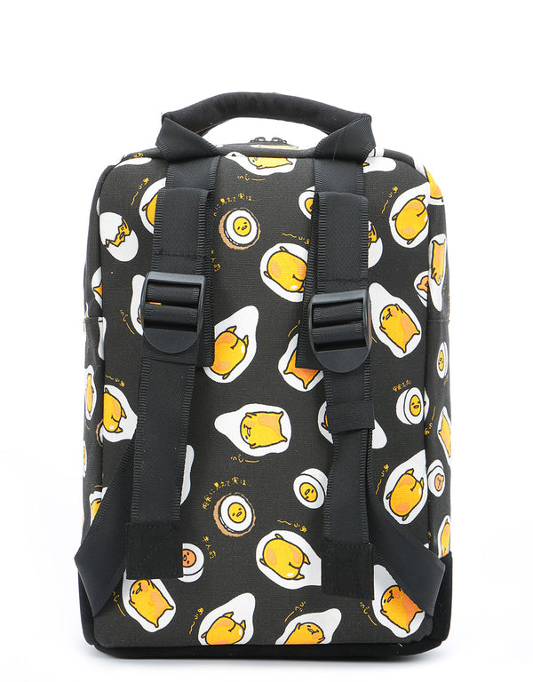 Mi-Pac x Gudetama Canvas Tote Backpack - Egg