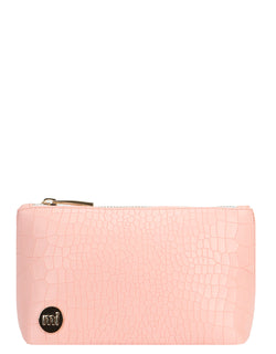 Mi-Pac Make Up Bag - Matt Crock Pastel Pink