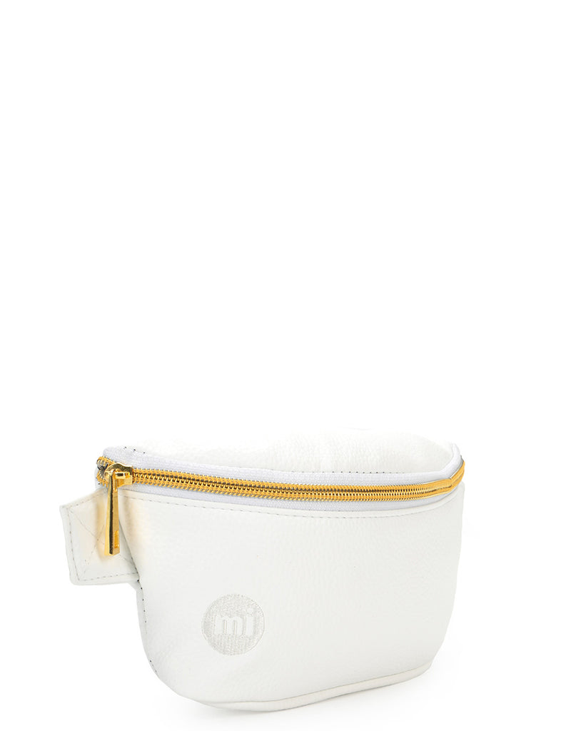 Mi-Pac Bum Bag - Tumbled White