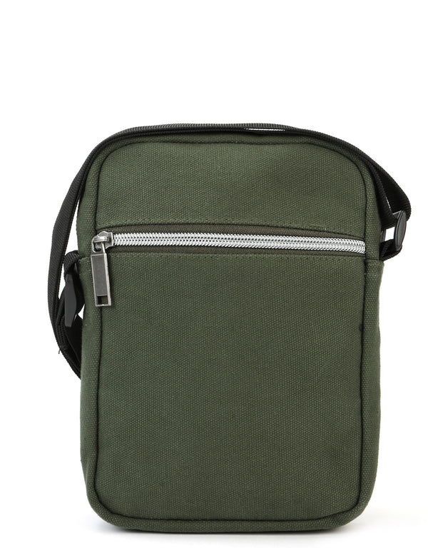 Mi-Pac Flight Bag - Canvas Deep Green