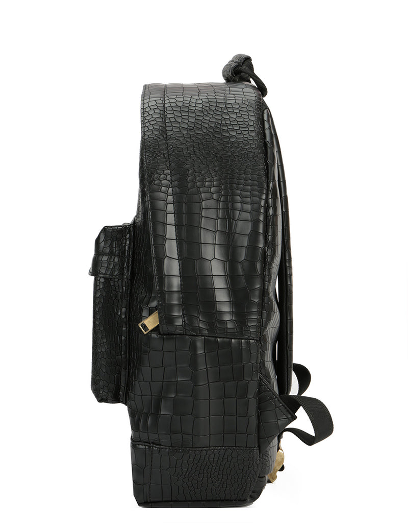 Mi-Pac Gold Backpack - Matt Crock Black