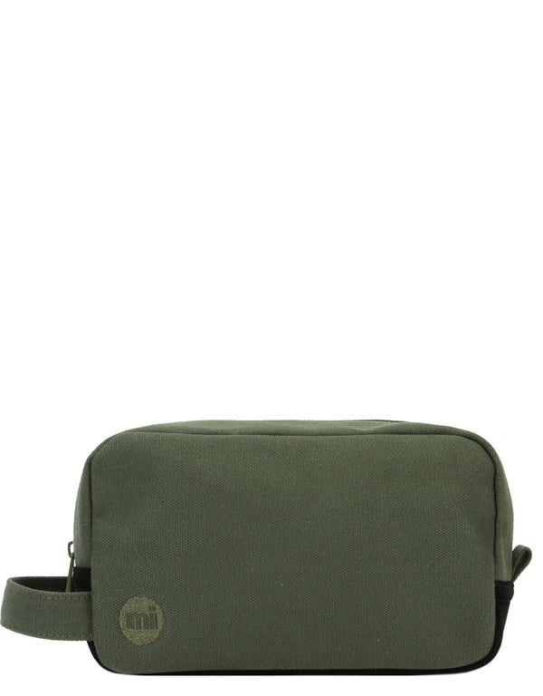 Mi-Pac Travel Kit - Canvas Deep Green