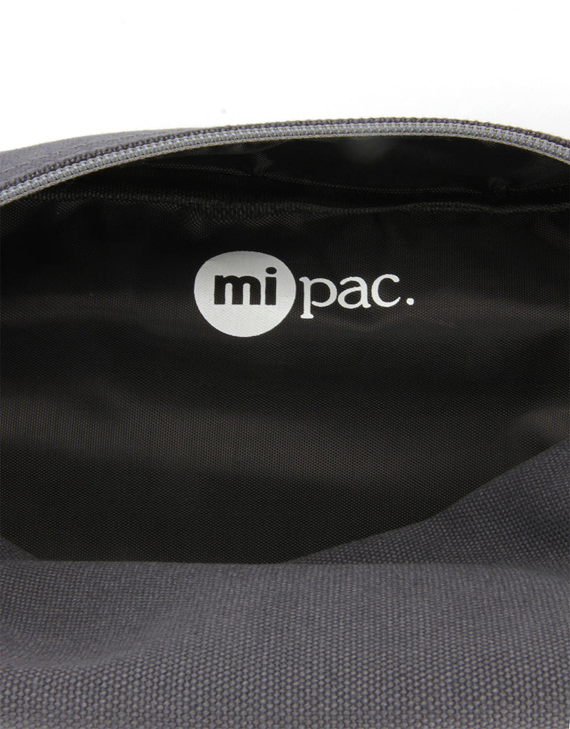 Mi-Pac Travel Kit - Canvas Charcoal