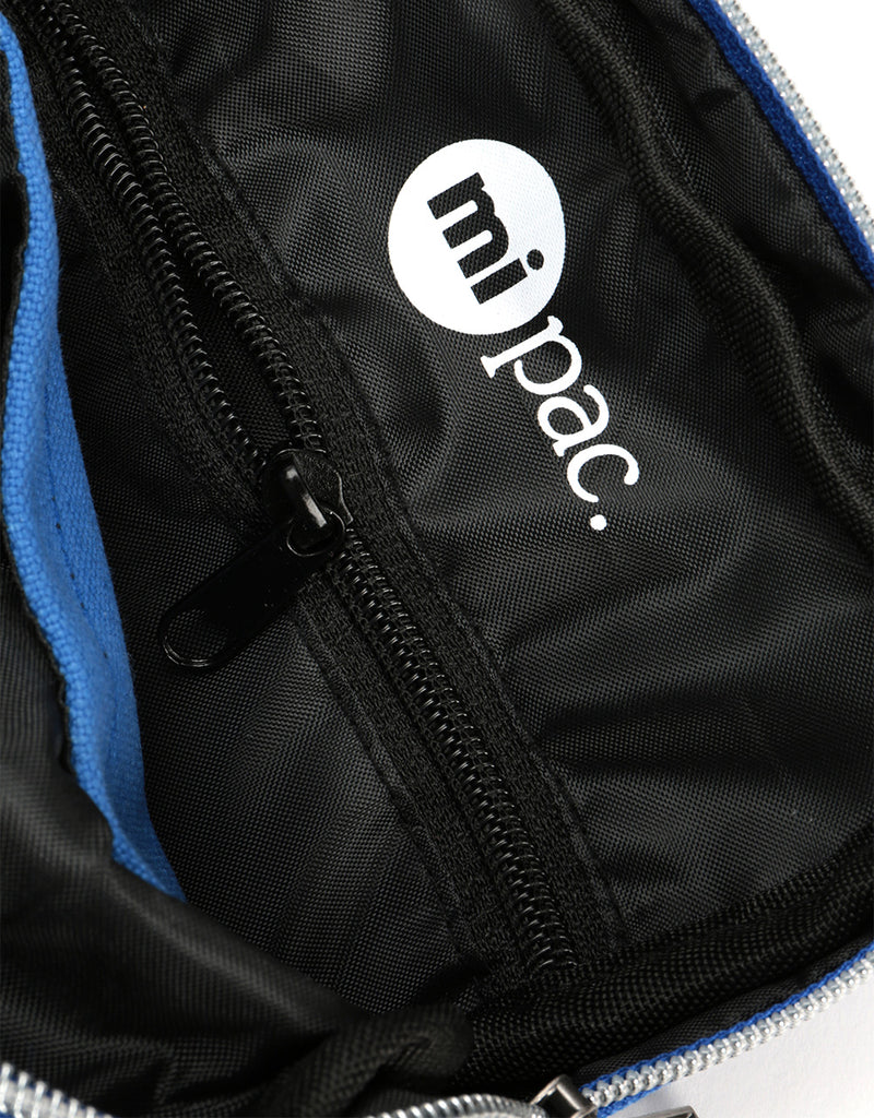 Mi-Pac Flight Bag - Canvas Cobalt