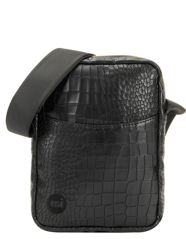 Mi-Pac Flight Bag - Matt Crock Black