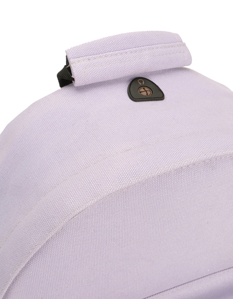 Mi-Pac Backpack - Canvas Lilac