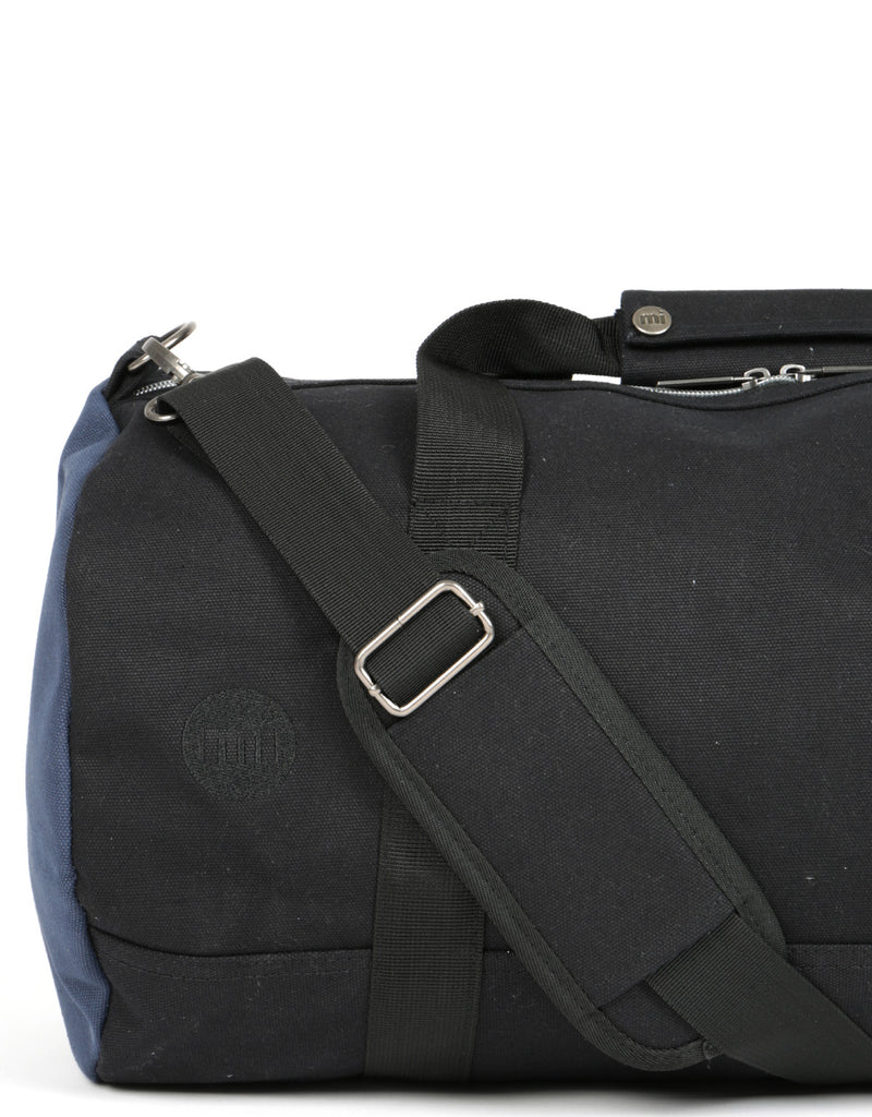 Mi-Pac Duffel Canvas - Black/Navy