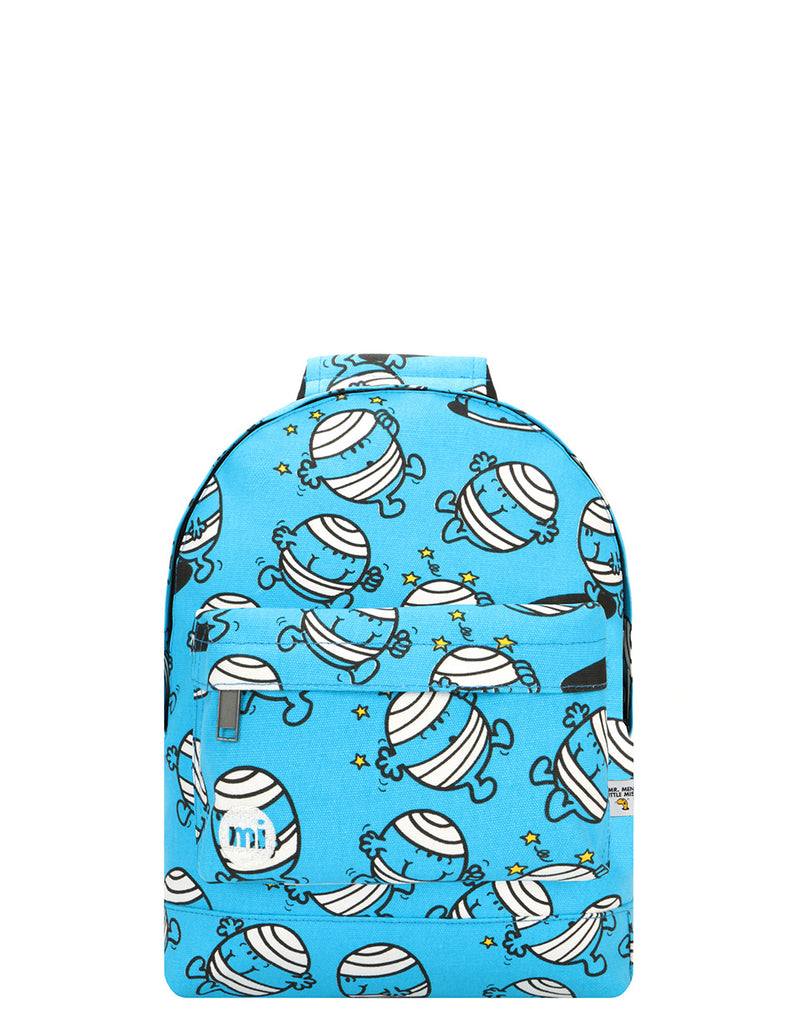Mi-Pac x Mr. Men Mini - Mr Bump Blue