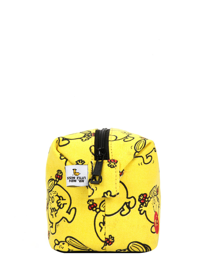 Mi-Pac x Little Miss Wash Bag - Little Miss Sunshine Yellow