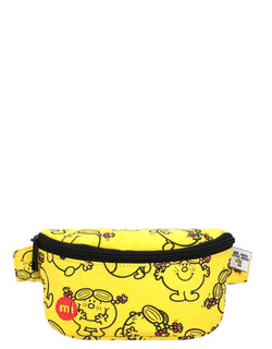 Mi-Pac x Little Miss Slim Bum Bag - Little Miss Sunshine Yellow