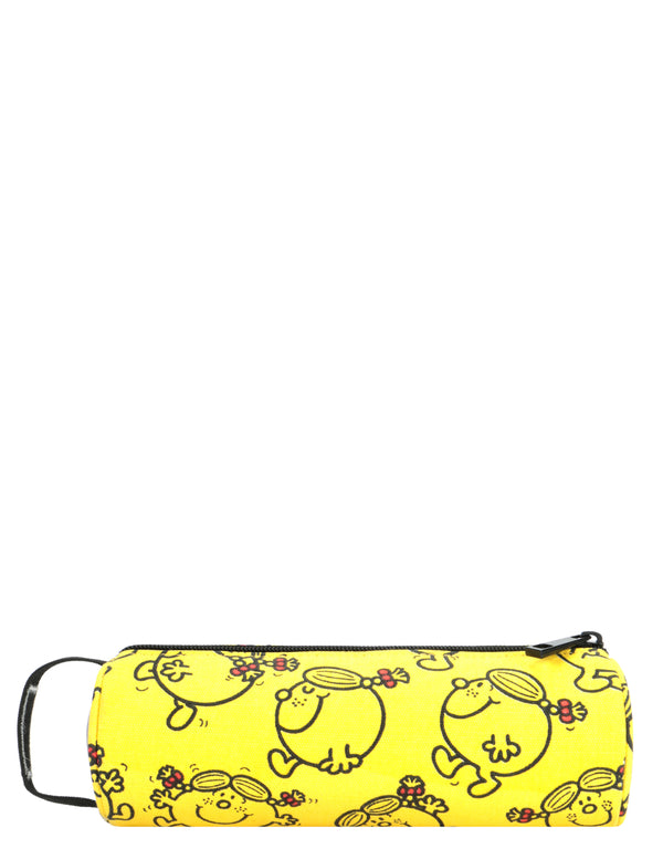 Mi-Pac x Little Miss Pencil Case - Little Miss Sunshine Yellow
