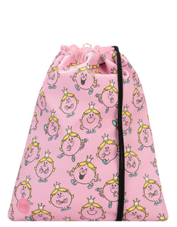 Mi-Pac x Little Miss Kit Bag - Little Miss Princess Pink