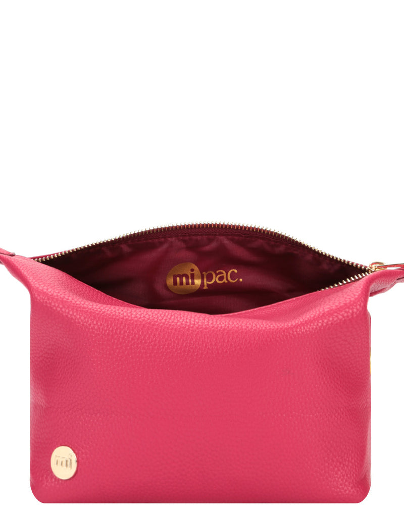 Mi-Pac Wash Bag  - Tumbled Fuchsia