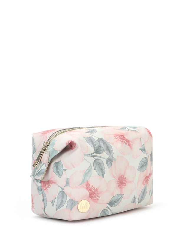 Mi-Pac Wash Bag  - Midnight Garden Pastel Pink
