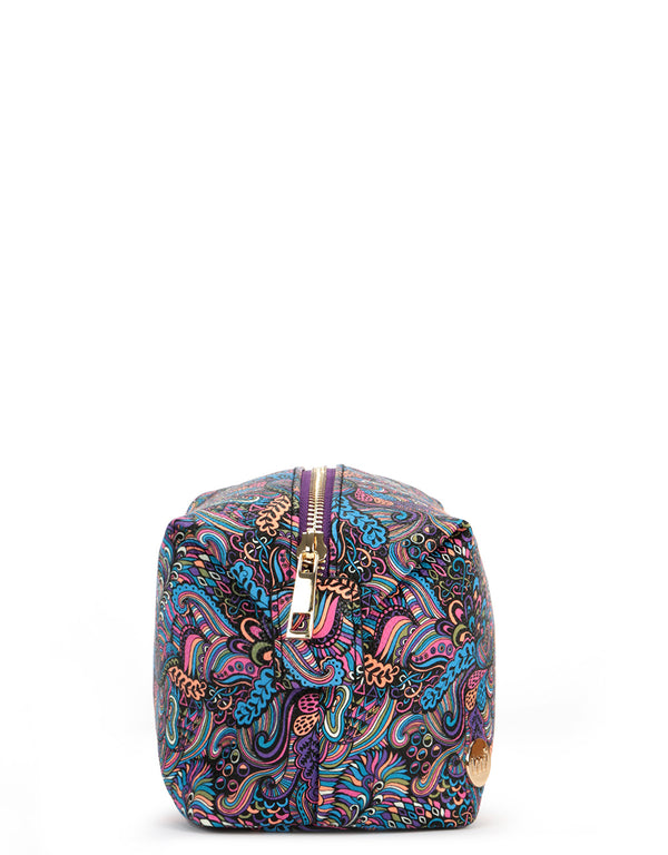 Mi-Pac Wash Bag  - Paisley Pop Multi