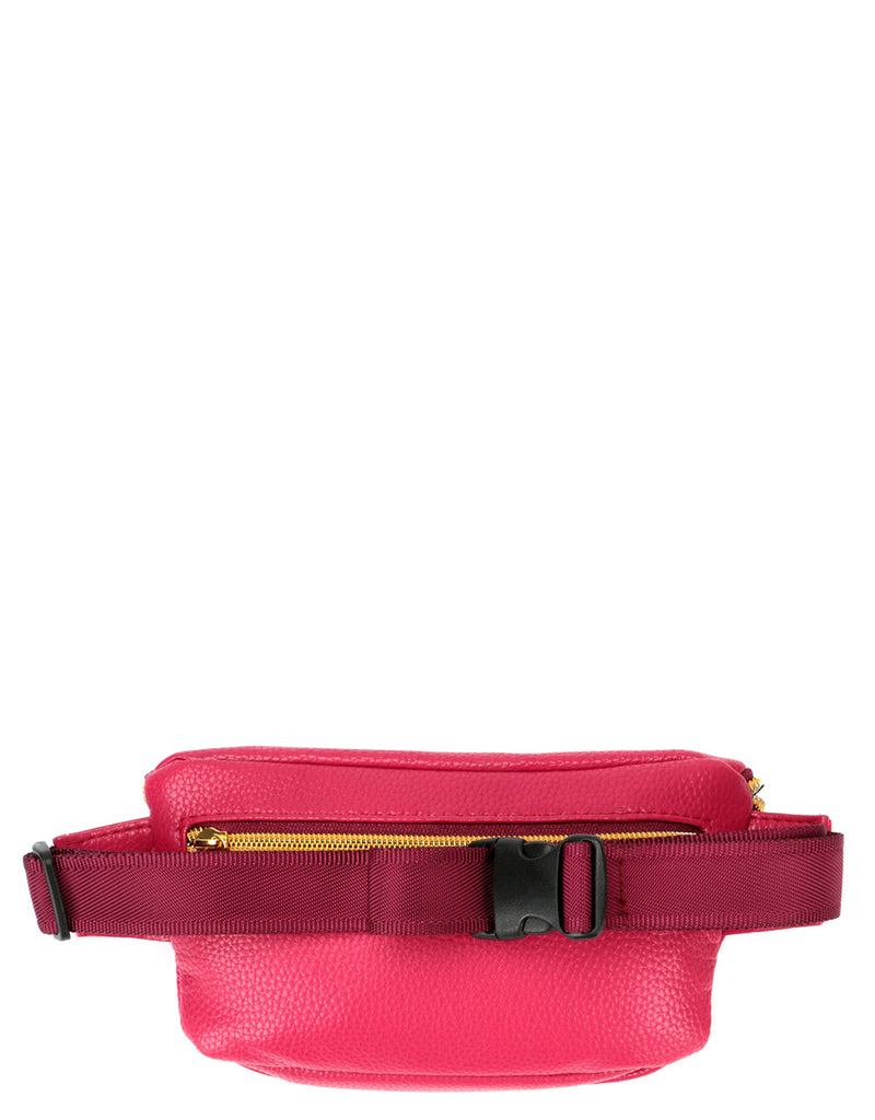 Mi-Pac Bum Bag Tumbled - Fuchsia