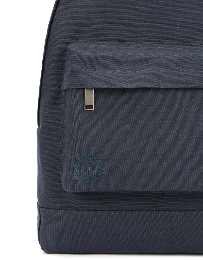 Mi-Pac Backpack - Canvas Blue Black